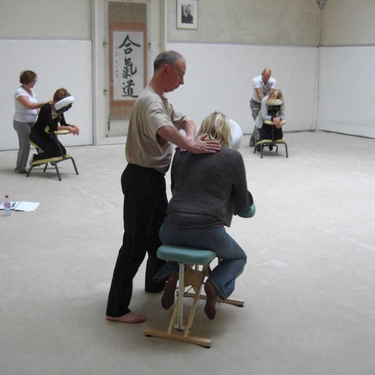 Formations massage