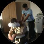 Massage en entreprises