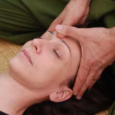 Massages visage